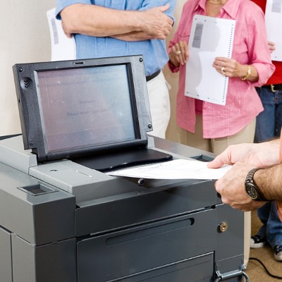 Security Concerns Have Led To New Voting Machines In Virginia