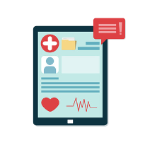 Convert Your Practice's Paper Files to an EMR/EHR interface